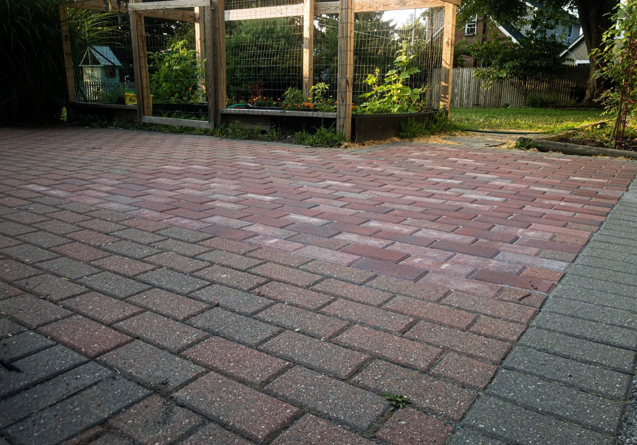 After-patio